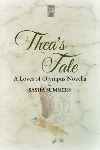 Thea's Fate by Sasha Summers II